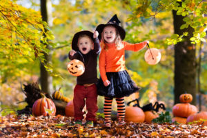 Send Them Home This Halloween With Healthy Smiles