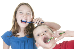 Are Your Kids Really Caring for their Smiles?